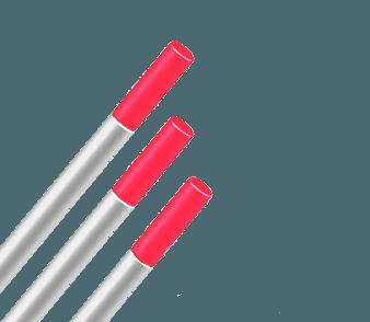 Электроды вольфрамовые красные 1
