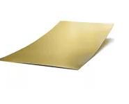 Латунный лист состояние мягкий