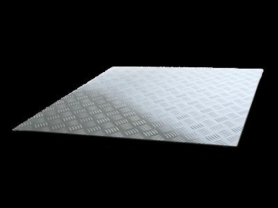 Алюминиевый лист рифленый толщина 1.5 1