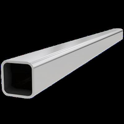 Профиль алюминиевый квадратный 60х60 1