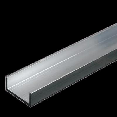 Профиль П-образный алюминиевый 3мм 1
