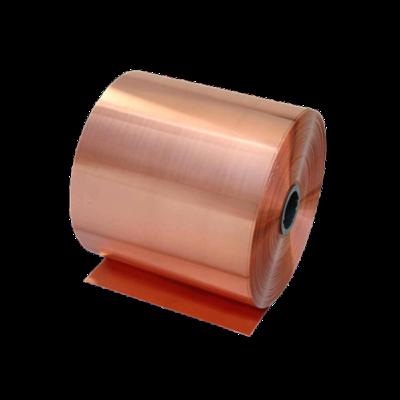Лента бронзовая 0,12 мм БрБ2 мягкая 1