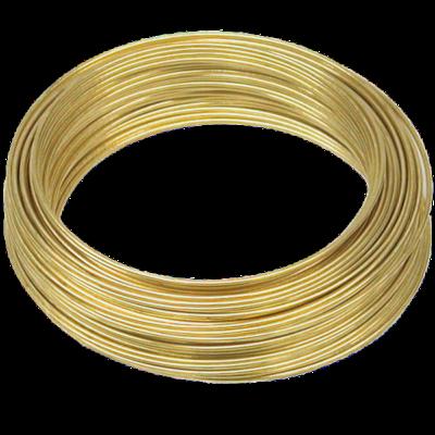 Проволока латунная 10 мм ЛС58-2 твёрдая 1