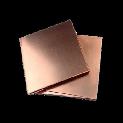 Медный лист 1,2х600х1500 М1м 1