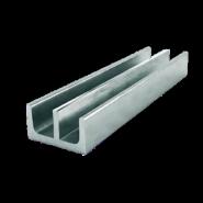 Профиль алюминиевый Ш-образный