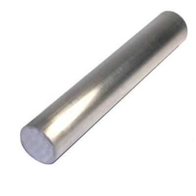 Круг нержавеющий 45х4000 мм 12Х18Н10Т г/к, матовый 1