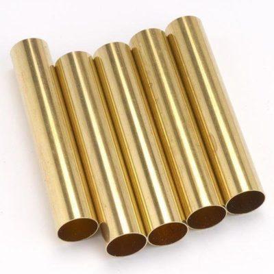 Труба латунная 14х1,5х4000 мм Л63 1