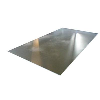 Пищевой нержавеющий лист ВА зеркальный 2000х1000х0.4 мм 08Х18Н10 ТУ 1